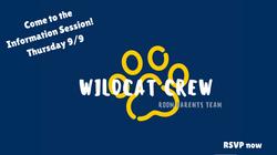 Wildcat Crew Info Meeting