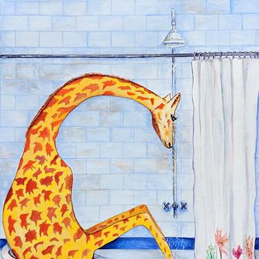 A Giraffe Story