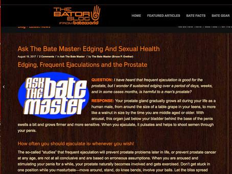 The Bate Master Responds
