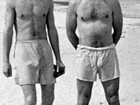 Kerouac: The Great Masturbator!