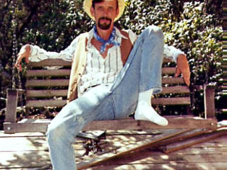 Cowboy Bruce: Ornery Bator Bloke!