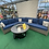 Thumbnail: 4 Pc Curved Seating Group