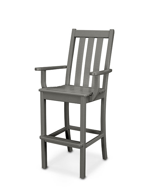 Vineyard Bar Arm Chair