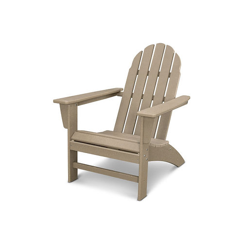 Vineyard Adirondack Chair in Vintage Finish