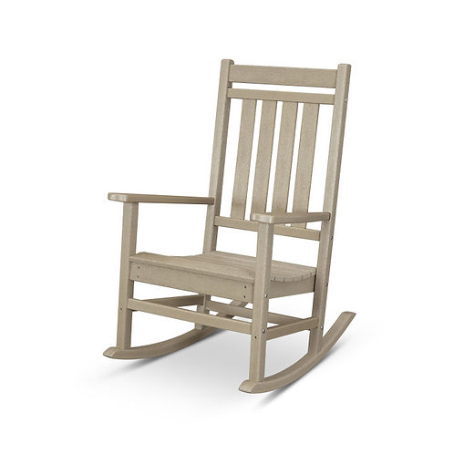 Plantation Porch Rocking Chair in Vintage Finish