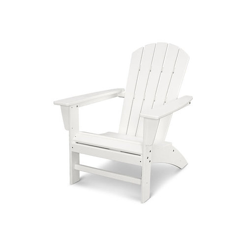 Nautical Adirondack Chair in Vintage Finish