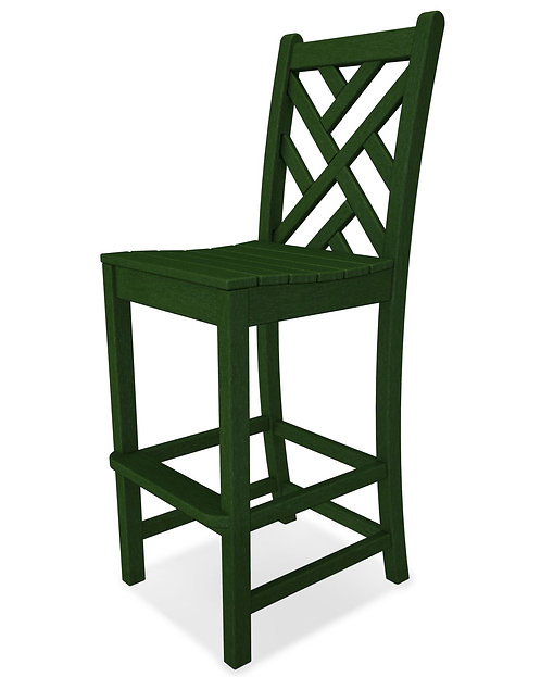 Chippendale Bar Side Chair