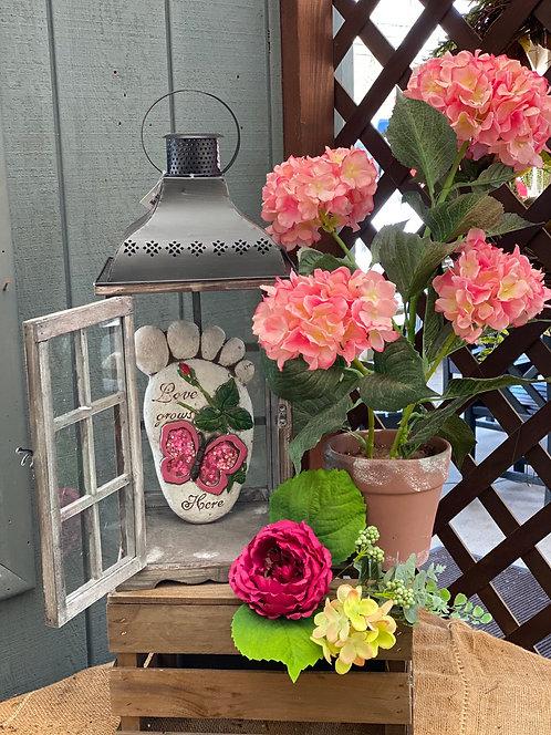 Indoor Garden Decor Package