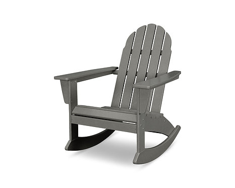 Vineyard Adirondack Rocking Chair