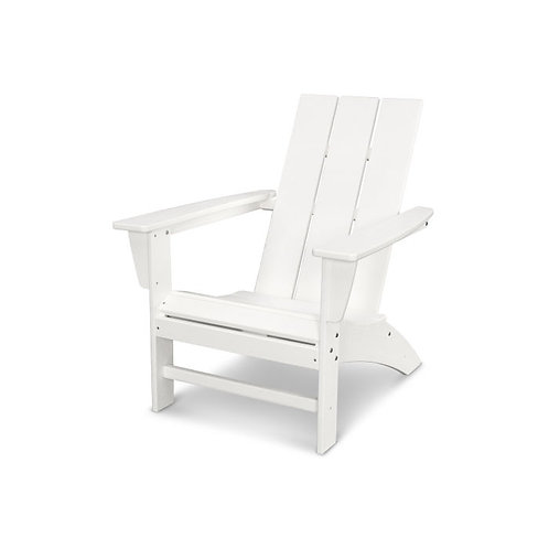 Modern Adirondack Chair in Vintage Finish