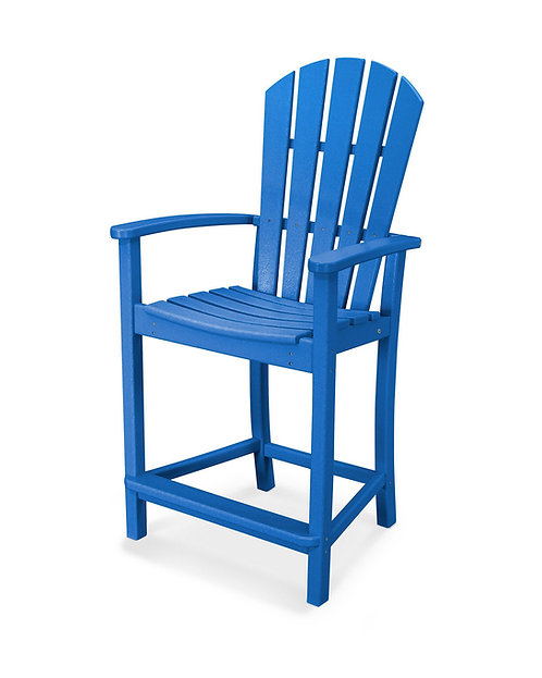 Palm Coast Counter Chair