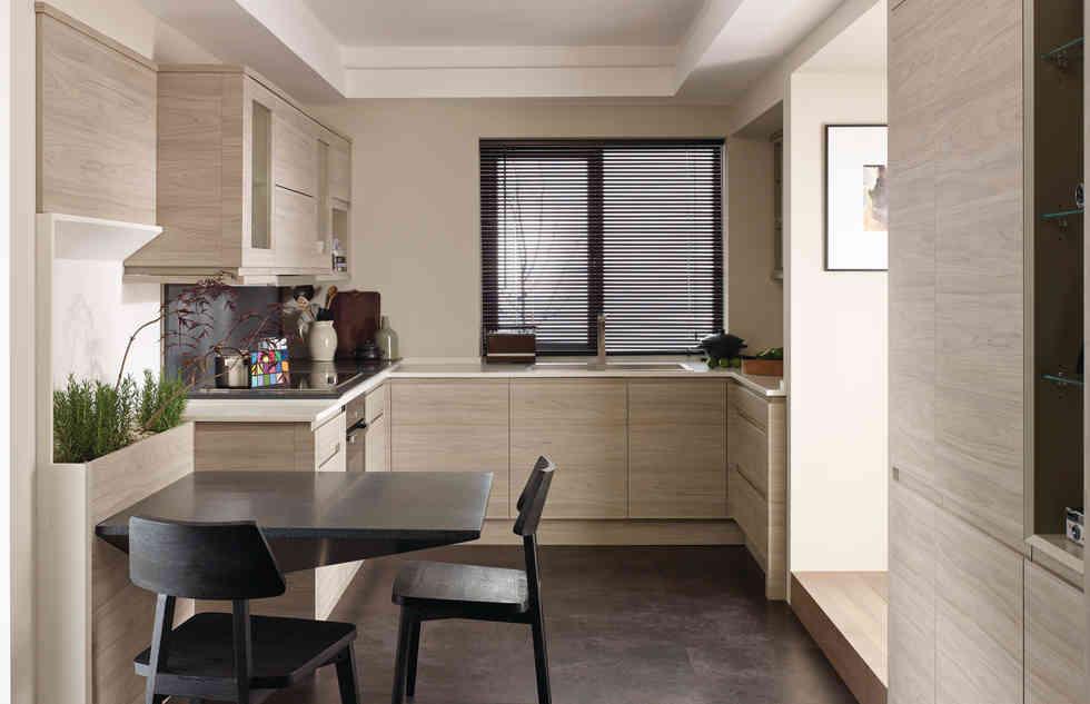 Remo kitchen Elm