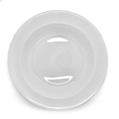"12"" Round Pasta Plate"