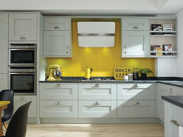 Milbourne Shaker Kitchen