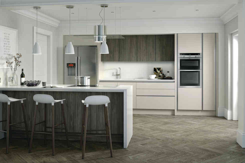 Porter kitchen Cashmere & Character Graphite
