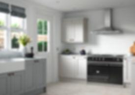 Allestree Beaded kitchen