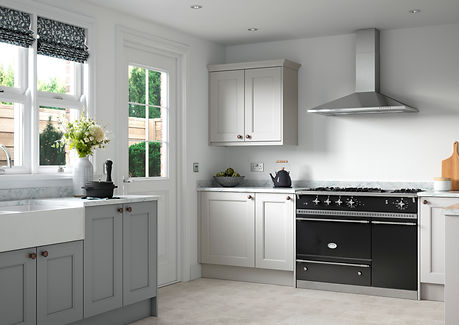 Allestree Beaded kitchen