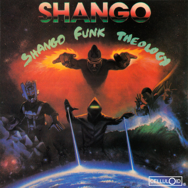 Shango feat. Afrika Bambaataa - Shango F