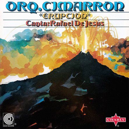 Orquesta Cimarron (Canta Rafael De Jesus)  -  Erupcion