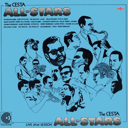 The Cesta All-Stars  -  Live Jam Session