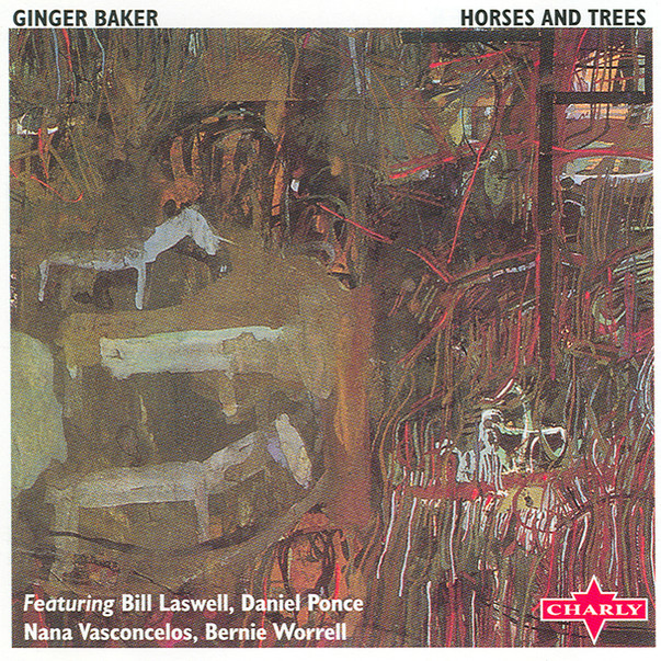 Ginger Baker - Horses And Trees.JPG