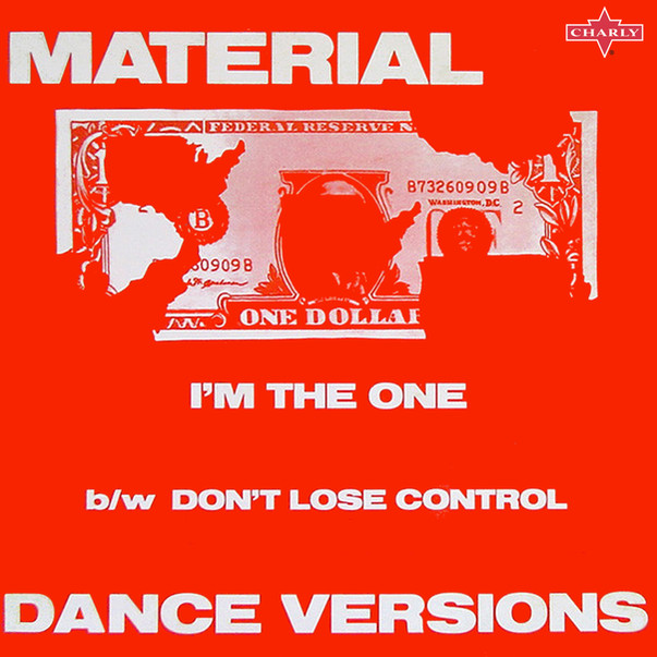 Material - I'm the One (Dance Versions).