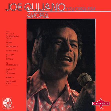 Joe Quijano  -  Ahora