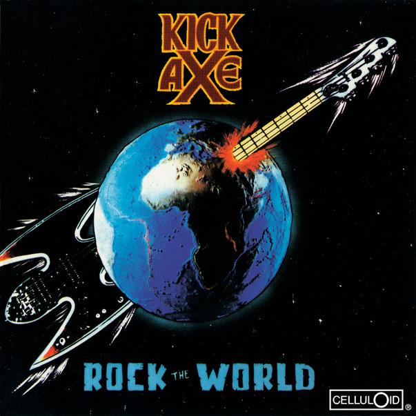Kick Axe - Rock the World.JPG