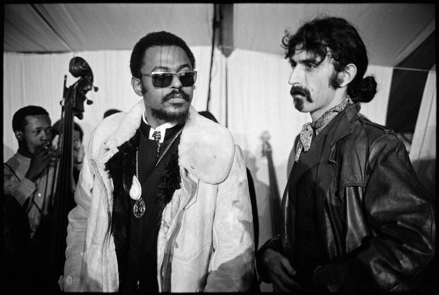 Archie Shepp - Frank Zappa