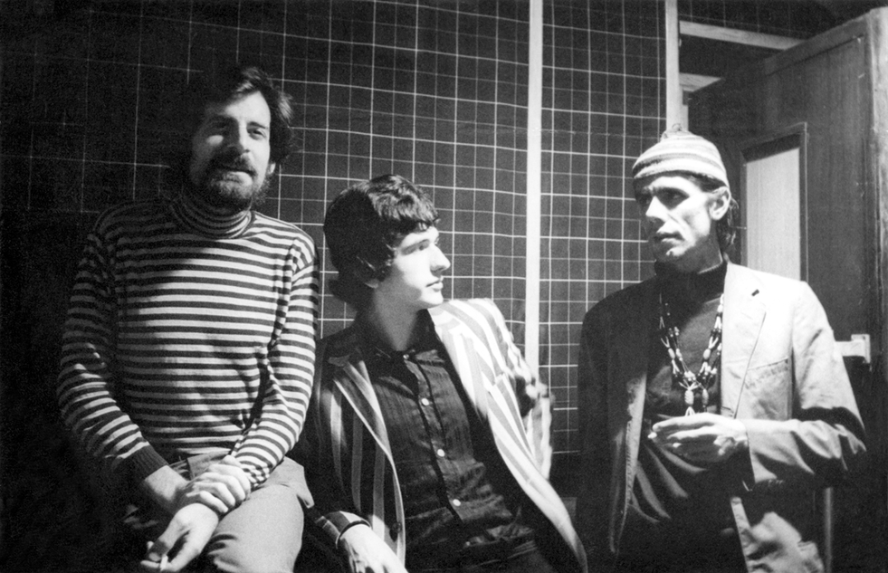 Burton Greene, Jean-Luc Young, Alan Silva