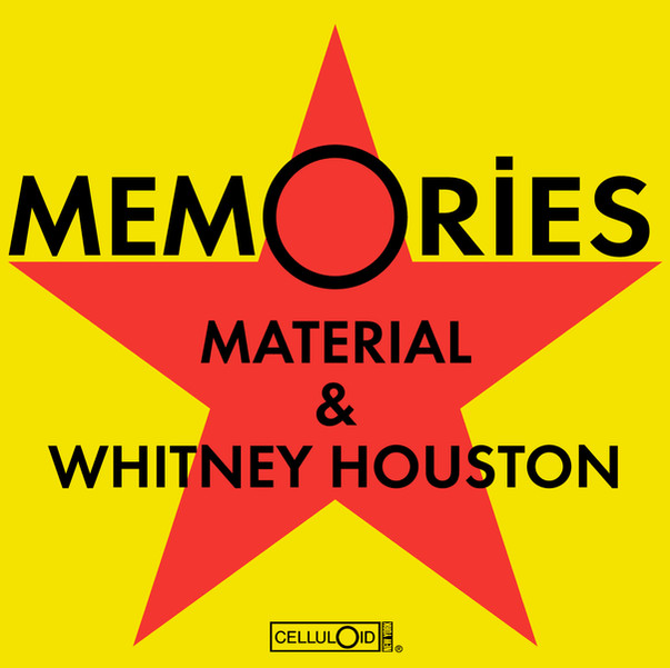 Material & Whitney Houston - Memories (F