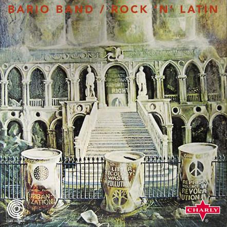 Barrio Band  -  Rock 'n' Latin