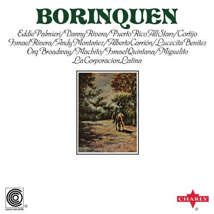 Various Artists  -  Borinquen