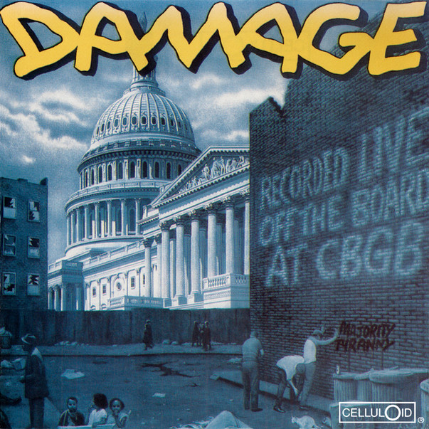 Damage - Recorded Live Off the Board At