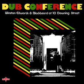 Winston Edwards & Blackbeard - Dub Confe