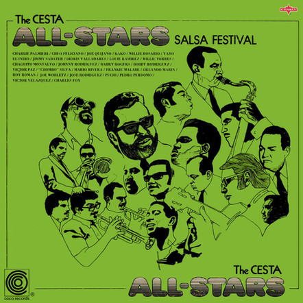 The Cesta All-Stars  -  Salsa Festival