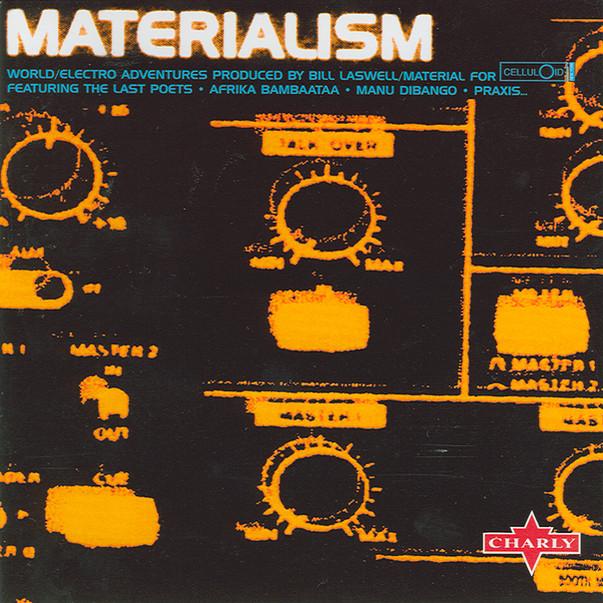 Various Artists - Materialism.JPG