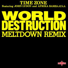 Time Zone - World Destruction (Meltdown