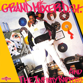 Grandmixer DST & The Infinity Rappers -