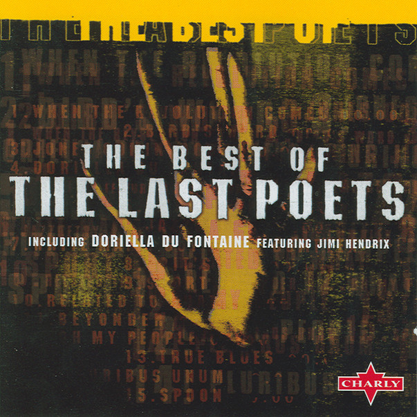 The Last Poets - The Best of the Last Po