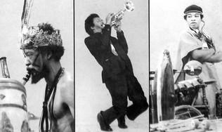 Art Ensemble Of Chicago: Joseph Jarman - Lester Bowie - Malachi Favors
