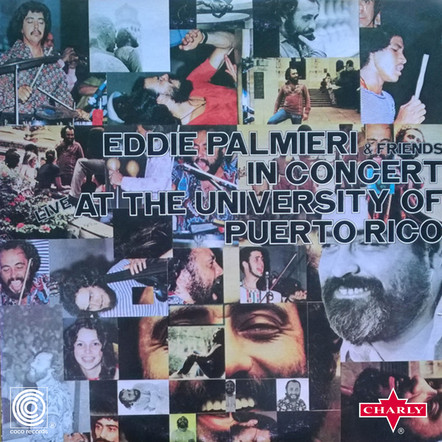 Eddie Palmieri & Friends  - In Concert Live at the University of Puerto Rico