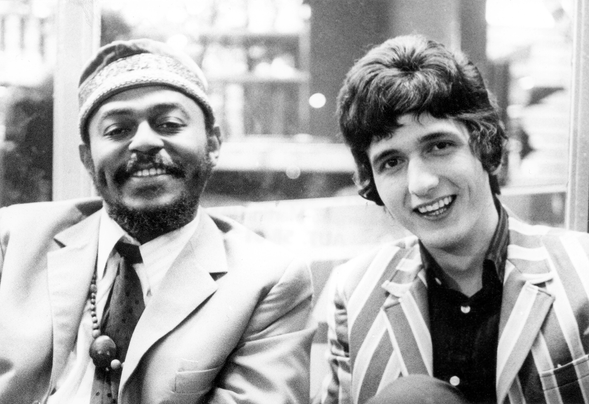 Archie Shepp, Jean-Luc Young
