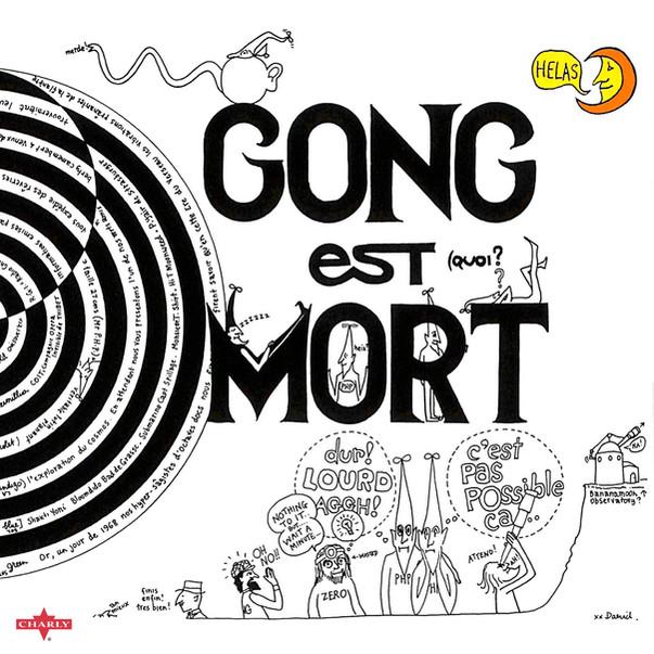 Gong - Gong Est Mort, Vive Gong (Live)