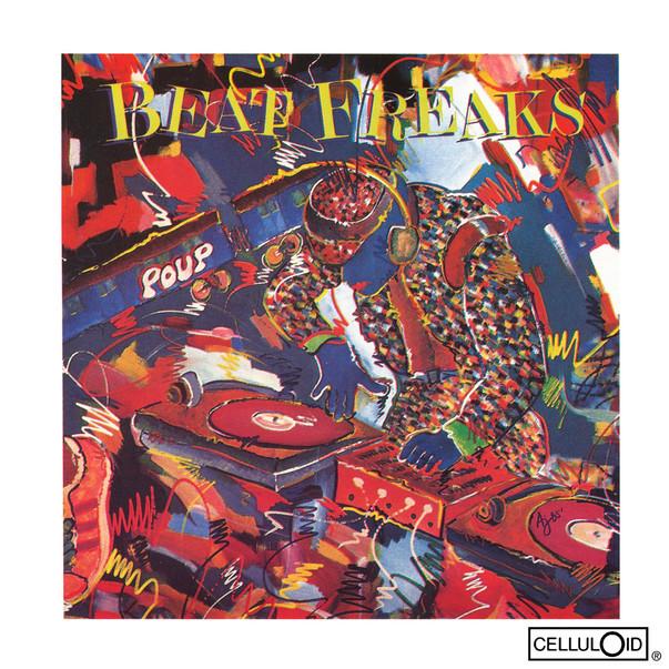 Various Artists - Beat Freaks.JPG