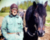 Hästkarl Hugo Lindvall