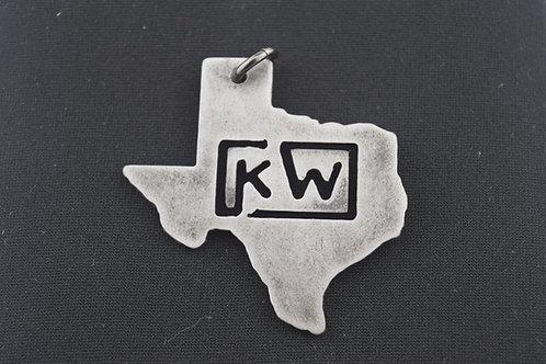 KW keychain