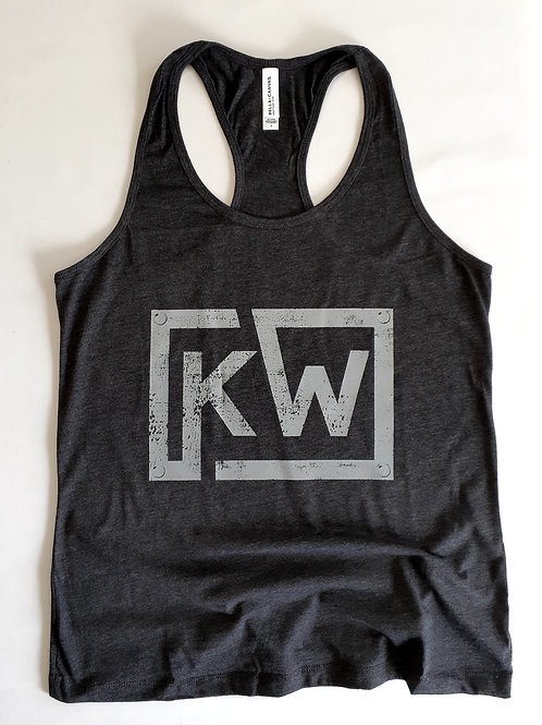 KW Grey Ladies Tank