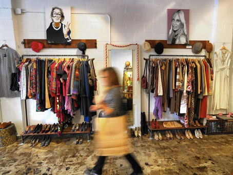 Orlando Sentinel: Clothing resale shops go boutique and cast off thrift-store roots