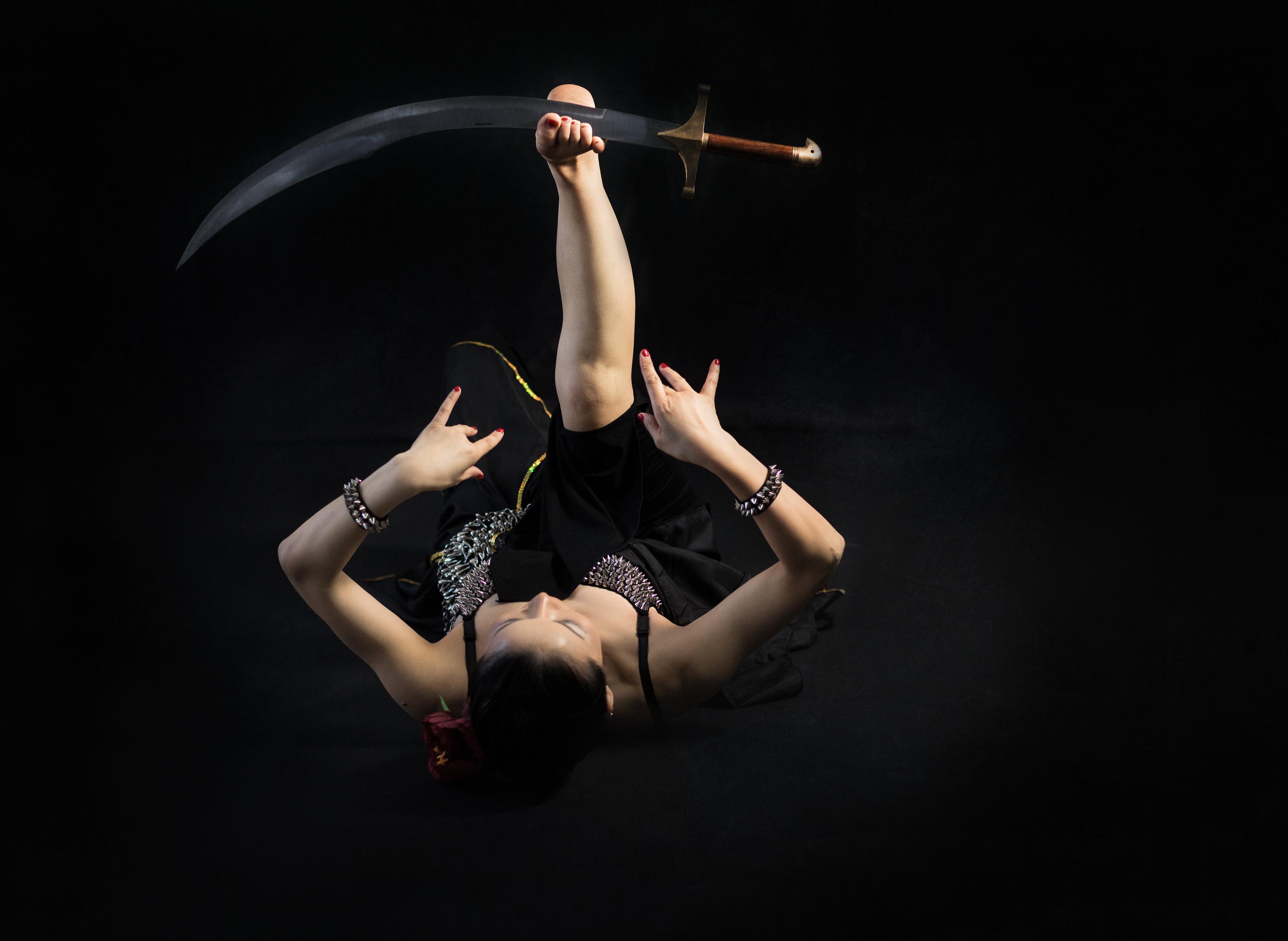 10 minutes Sword dance performance